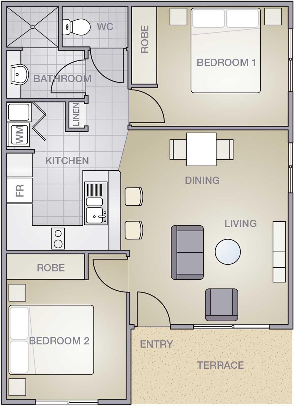 Fitzroy-Unit-Plans-C-2